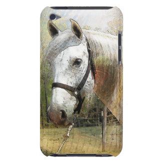 ANDALUSIAN HORSE PORTRAIT iPod Touch Case-Mate Cas