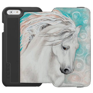 Andalusian In Blue Incipio Watson™ iPhone 6 Wallet Case