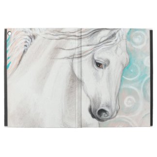 "Andalusian In Blue iPad Pro 12.9"" Case"