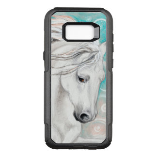 Andalusian In Blue OtterBox Commuter Samsung Galaxy S8+ Case
