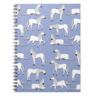 Andalusian selection notebooks