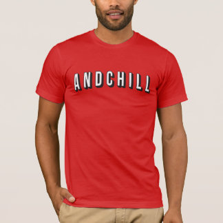 ANDCHILL T-Shirt