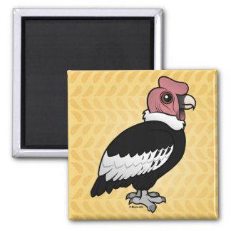 Andean Condor Magnet