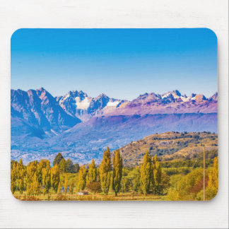 Andean Patagonia Landscape, Aysen, Chile Mouse Pad