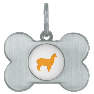 Andean Sun Pet Name Tag