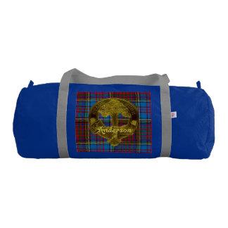 Anderson Clan Gym Bag Gym Duffel Bag