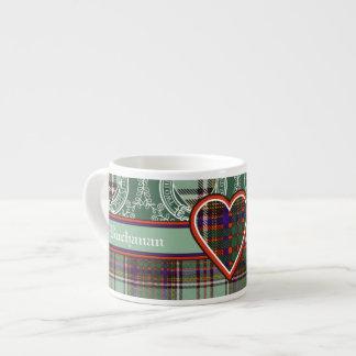 Anderson clan Plaid Scottish tartan Espresso Mug