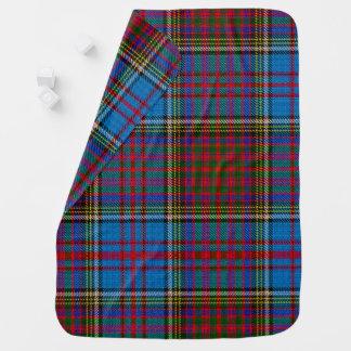 Anderson Clan Tartan Baby Blanket