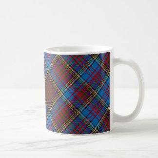 Anderson Clan Tartan Mug