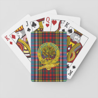 Anderson Family Playing Cards