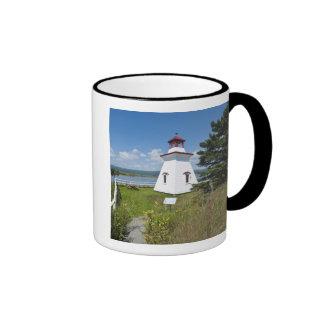 Anderson Hallow Lighthouse in Riverside-Albert, Ringer Mug