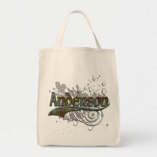 Anderson Tartan Grunge
