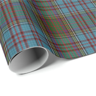 Anderson Tartan Plaid Wrapping Paper