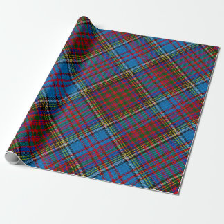 Anderson Tartan Wrapping Paper (Diagonal)