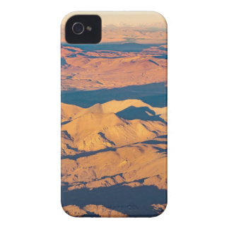 Andes Mountains Aerial Landscape Scene iPhone 4 Case-Mate Case