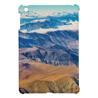 Andes Mountains Aerial View, Chile Case For The iPad Mini