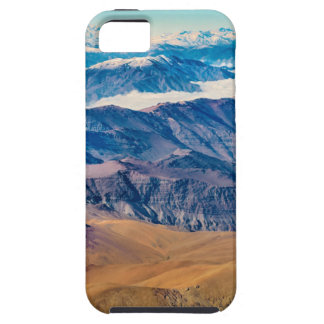 Andes Mountains Aerial View, Chile Tough iPhone 5 Case