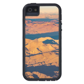 Andes Mountains Desert Aerial Landscape Scene iPhone 5 Case
