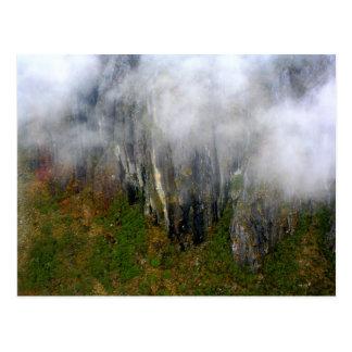 Andes series: Postcard