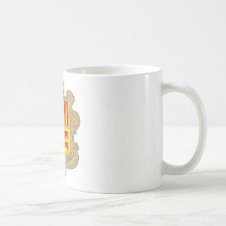Andorra Coat Of Arms Coffee Mug