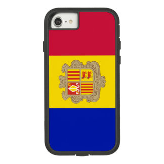 Andorra Flag Case-Mate Tough Extreme iPhone 8/7 Case