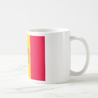 Andorra Flag Coffee Mug