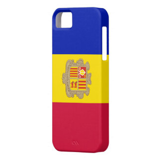 Andorra flag - Cover/iPhone Housing 5/5S iPhone 5 Cover