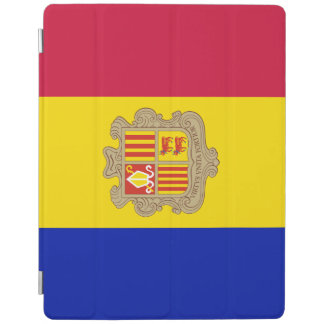 Andorra Flag iPad Cover