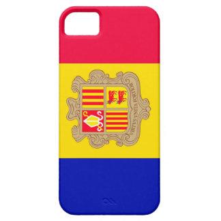 Andorra Flag iPhone 5 Cases