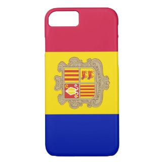 Andorra Flag iPhone 8/7 Case