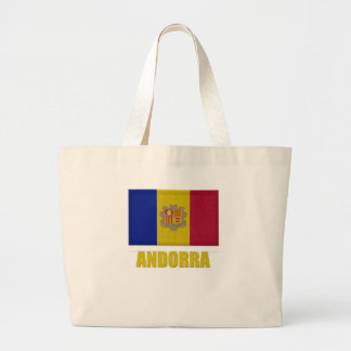 Andorra Gift Large Tote Bag