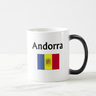 Andorra Magic Mug