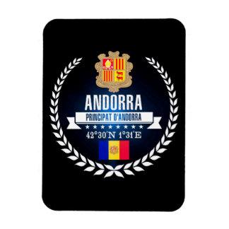 Andorra Magnet