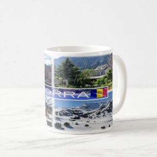 Andorra mountains - coffee mug