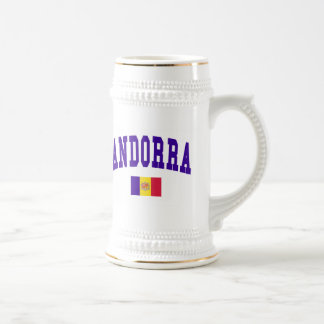 Andorra Style Coffee Mugs