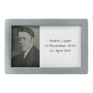 Andre Caplet Rectangular Belt Buckle