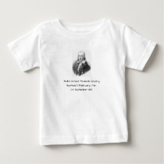André Ernest Modeste Gretry Baby T-Shirt