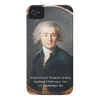 André Ernest Modeste Gretry iPhone 4 Cases