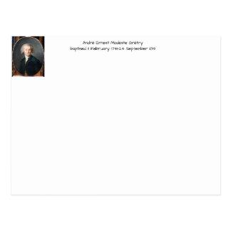André Ernest Modeste Gretry Postcard