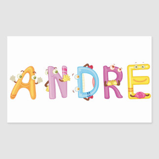 Andre Sticker