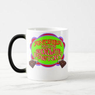 Andrea & The Chocolate Factory Magic Mug