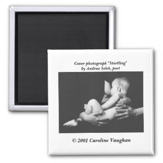 AndreaAnitaPaulDetail,  2001 Caroline Vaughan,... Square Magnet
