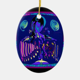 Andrei Ceramic Ornament