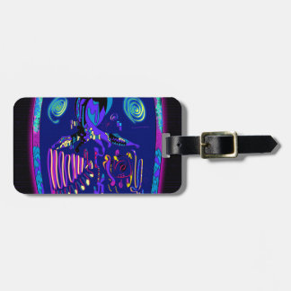 Andrei Luggage Tag