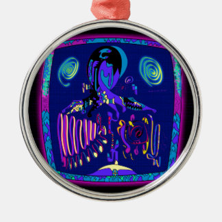 Andrei Metal Ornament