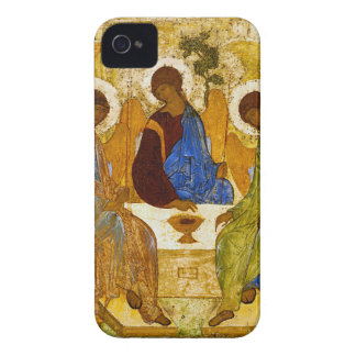 """Andrei Rublev, """"Holy Trinity"""" iPhone 4 Case-Mate Cases"""