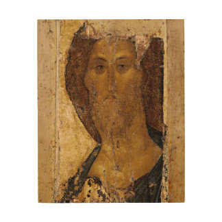 Andrei Rublev Saviour CC0523 Wood Print