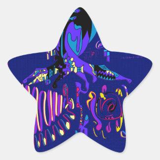 Andrei Star Sticker