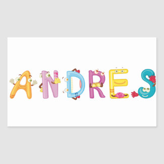 Andres Sticker