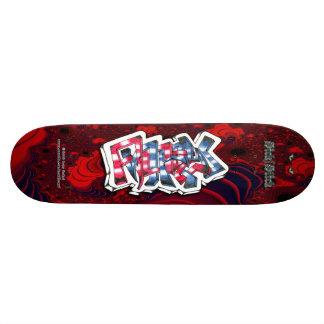 Andrew 01 Custom Graffiti Art Pro Skateboard
